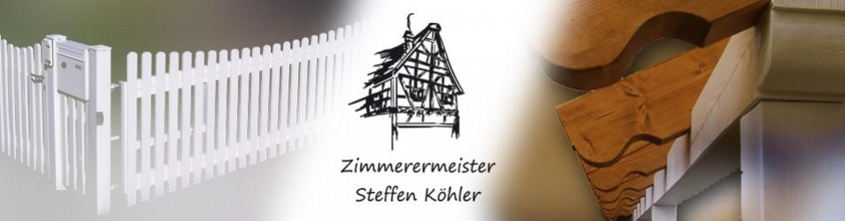 Zaun- und Holzbau | Steffen Köhler